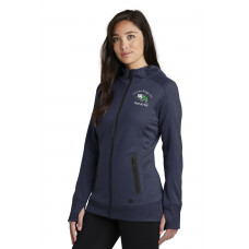 Ladies Venue Fleece Full-Zip Hoodie